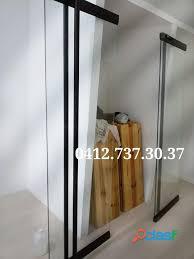 Tecnicos en mantenimiento y reparación para puertas de vidrio caracas