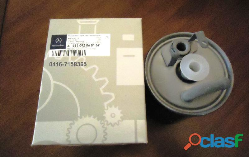 Filtro De Combustible Diesel Sprinter Mercedes Benz 313/413 5