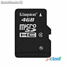 memoria microsd 4GB