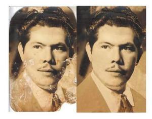 Restauración y retoque digital a sus viejas fotografías