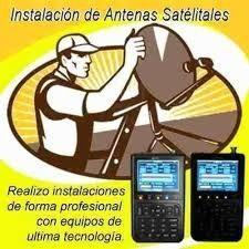 Instalación de antenas satelitales