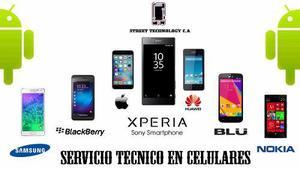 Servicio técnico especializados en celulares