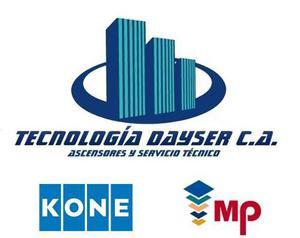 Ascensores dayser mantenimiento y venta de repuestos kone mp