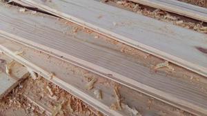 Machihembrado, machimbrado, techo de madera de pino caribe