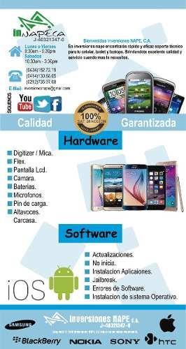 Reparacion iphone, ipod, ipad y teléfonos inteligentes