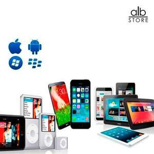 Servicio técnico iphone samsung lg huawei blu blackberry