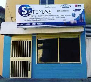 Tecnico de neveras y lavadoras en barquisimeto 0426 4720004