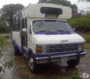 Vendo van autobus motor 360 ram nuevo 04145113738