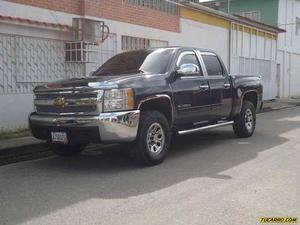 Chevrolet silverado doble cabina lt 4x4