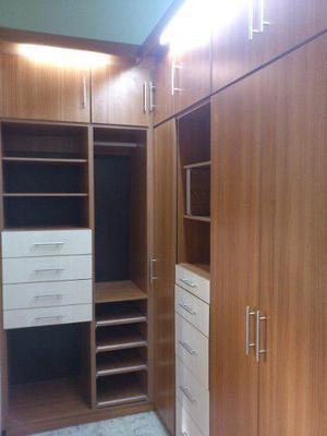 Closets modernos