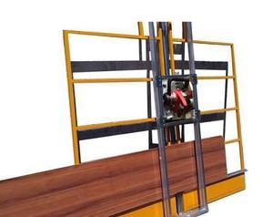 Sierra circular de panel vertical panel saw