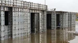 Encofrados (formaletas) de aluminio para concreto