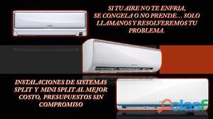 Servicio tecnico Aires Acondicionados