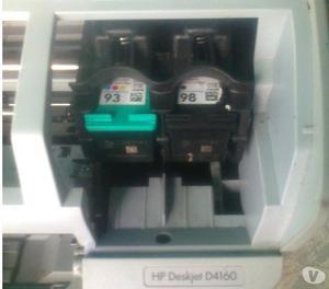 Impresora hp deskjet d4160