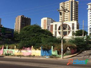 En Venta terreno Av 2 El Milagro entre calles 75 B y 77 , Maracaibo, MLS 17 359