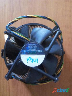 Fan cooler de intel para placas de socket 775