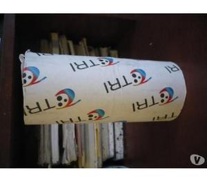 Rollos papel quimico para impresoras fiscales