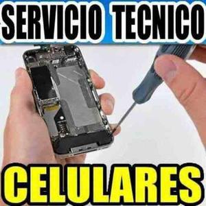 Servicio tecnico especializado celulares tablets