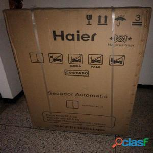 Secador automatico haier