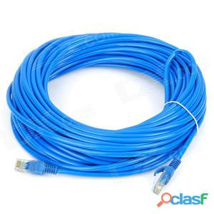 Cable de red utp 5e 20 mts con conectores rj45