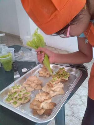 Curso de cocina junior chef para niños y adolescentes