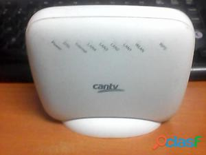 Modem wifi router 2 en 1 para aba de cantv
