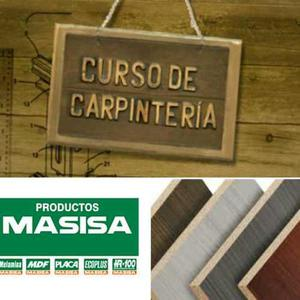 Curso De Carpintería Moderna