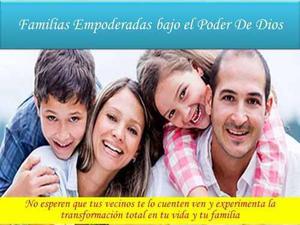 Talleres Empoderando Familias Para El Mañana