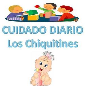 Cuidado Diario Los Chiquitines Guarderia