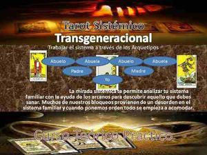 Curso De Tarot Transgeneracional