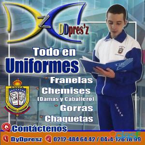 Unefa uniformes