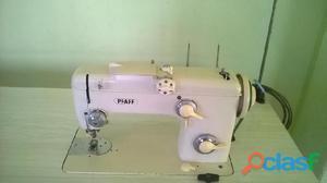 Maquina de coser pfaff usada en buen estado poco uso personal con su factura original