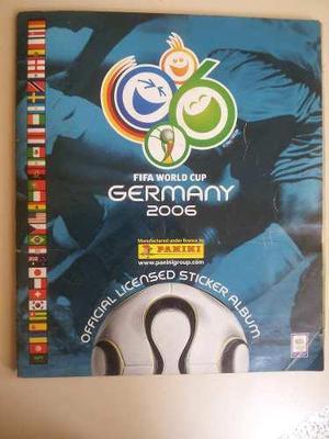 Album mundial panini alemania fifa world cup germany 2006