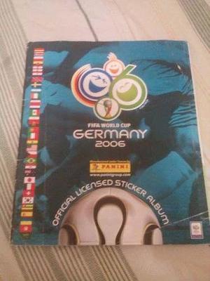 Album panini germany 2006 completo