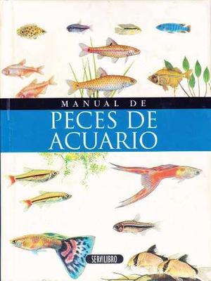 Manual acuario anuncios octubre clasf for Manual de peces ornamentales
