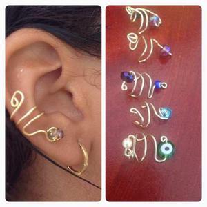 ab634fa44559 Solitarios ear cuff zarcillos en Catia La Mar   REBAJAS Mayo ...