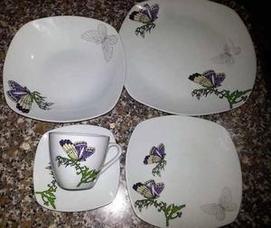 Vajilla porcelana personas clasf for Vajilla porcelana