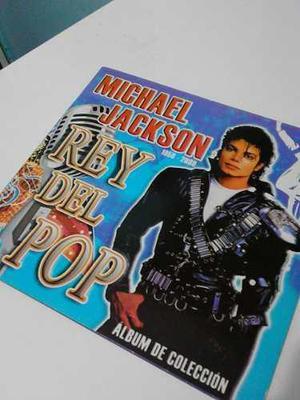 Lbum michael jackson rey del pop