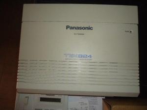 Central Telefonica Panasonic Kx Tem824