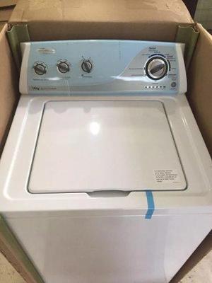 Lavadora automática whirlpool de 17 kg nueva en su caja