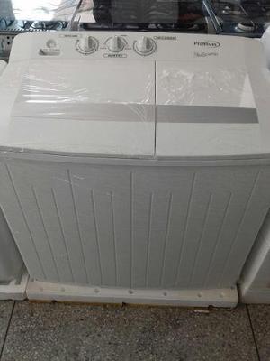 Lavadora doble tina marca premium de 12kg nueva somos tienda