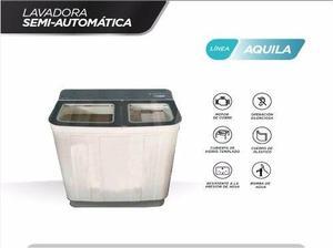 Lavadora semi automática doble tina viotto 9kg