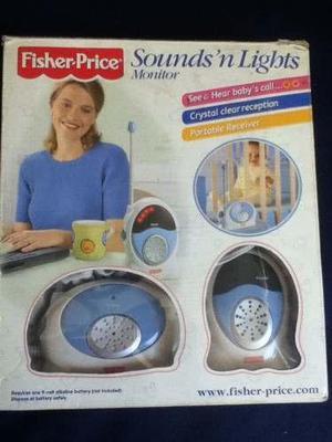 Monitor de bebe fisher price