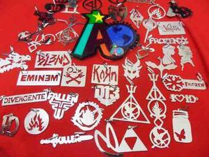 Personalizados acero dijes accesorios acero artistas online