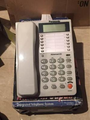 Teléfono panasonic kx t2375 tipo central