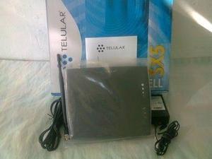 Telular movistar sx5e para punto de venta + linea 0212