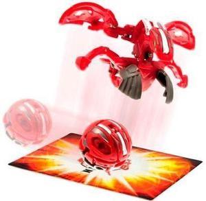 Bakugan 1 esfera y 1 carta battle juego juguete niño