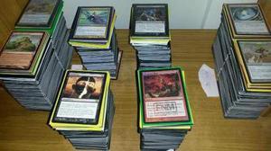 Cartas magic the gathering combo promoción oferta