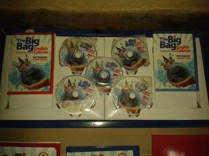 Curso de ingles con cd y libros