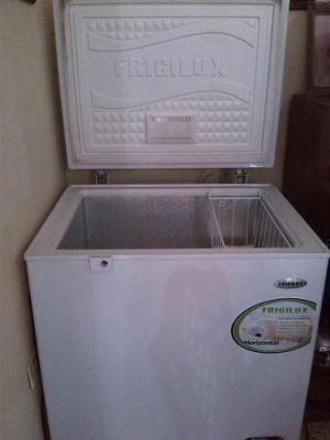 Freezer congelador refrigerador frigilux